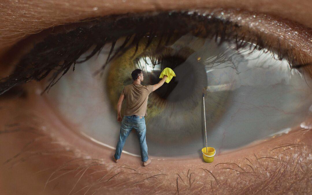 Warum Narben blind machen