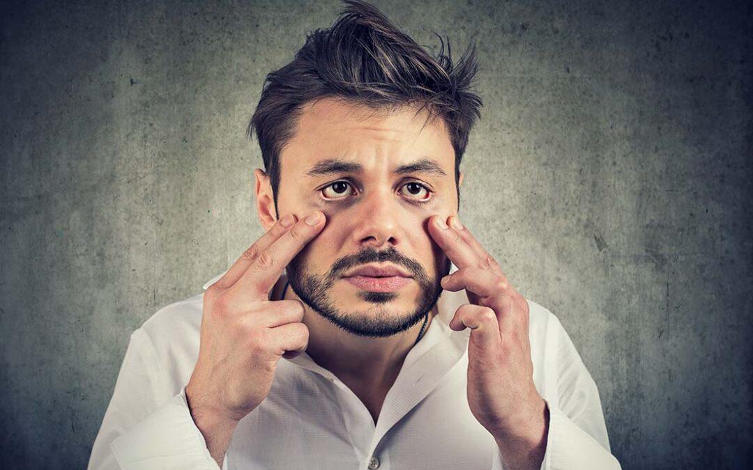 Trockenes Auge – was tun?
