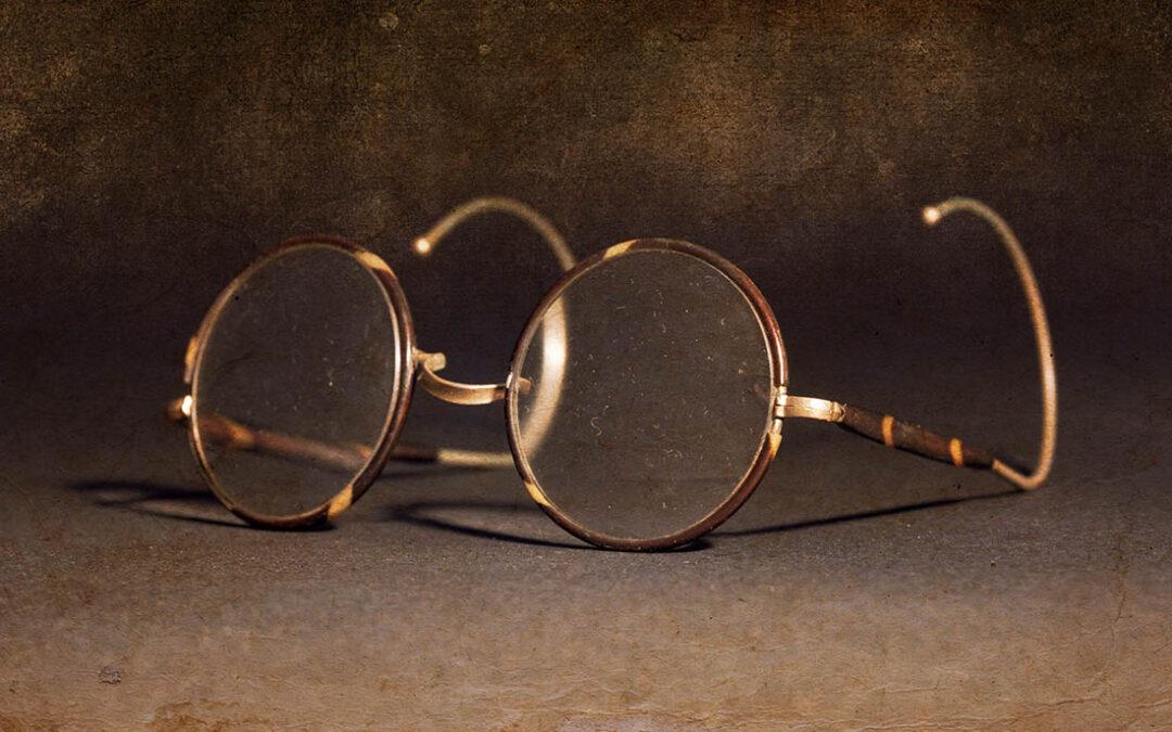 Kuriositäten aus den Anfängen der Augenheilkunde