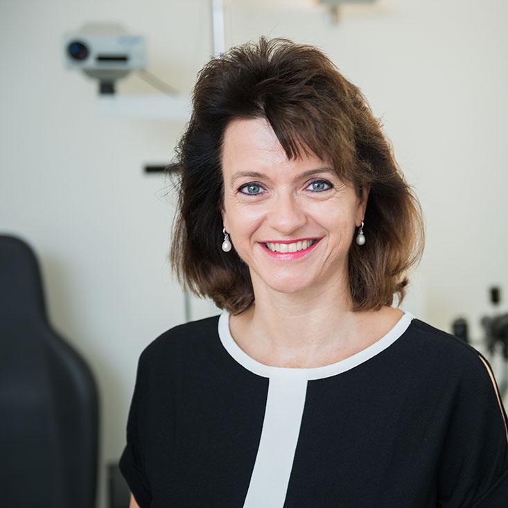 Portrait Dr. med. Caroline Schier Wyss