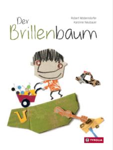 Buch Cover von Der Brillenbaum